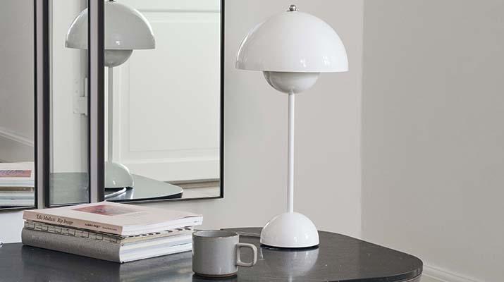 Flowerpot Bordlamper