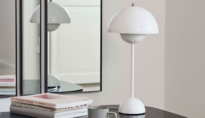 Verner Panton Flowerpot Lamper