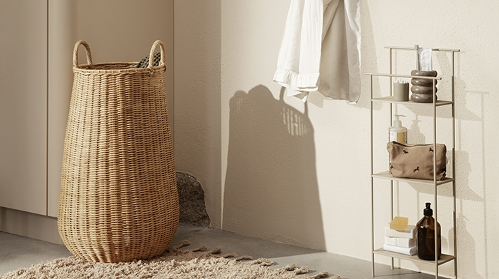 Ferm Living Vasketøjskurve
