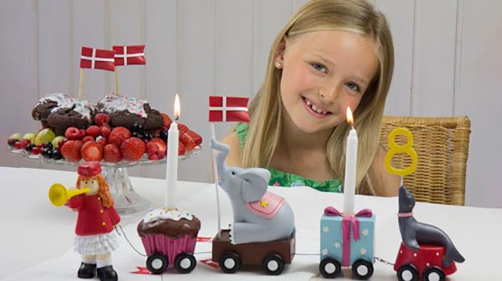 Kids by Friis fødselsdagstog
