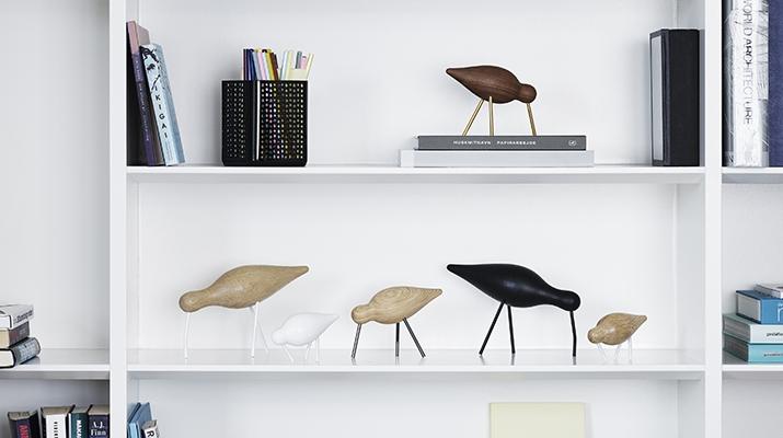Normann Copenhagen Fugle & Figurer
