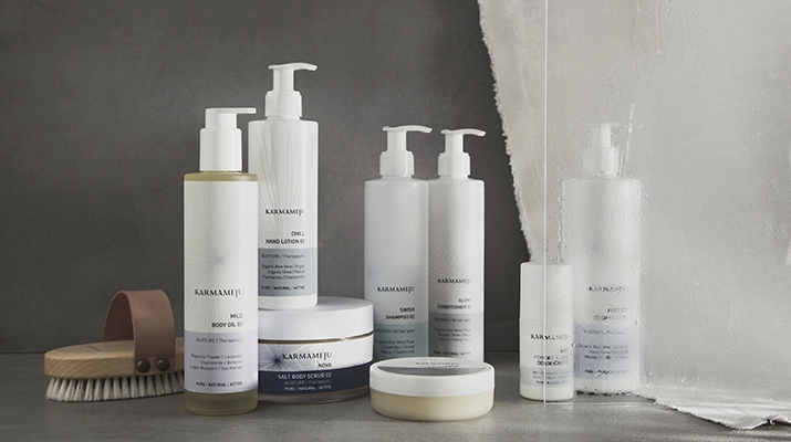 Shampoo & Balsam