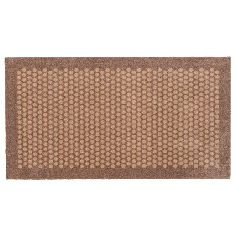 Tica Cph. Smudsmåtte m. Dot Sand/Beige 67x120cm-31