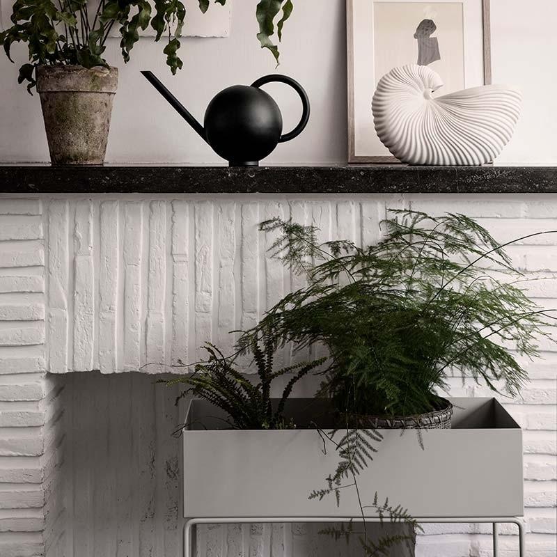 Ferm Living Plant Box Varm Grå-31
