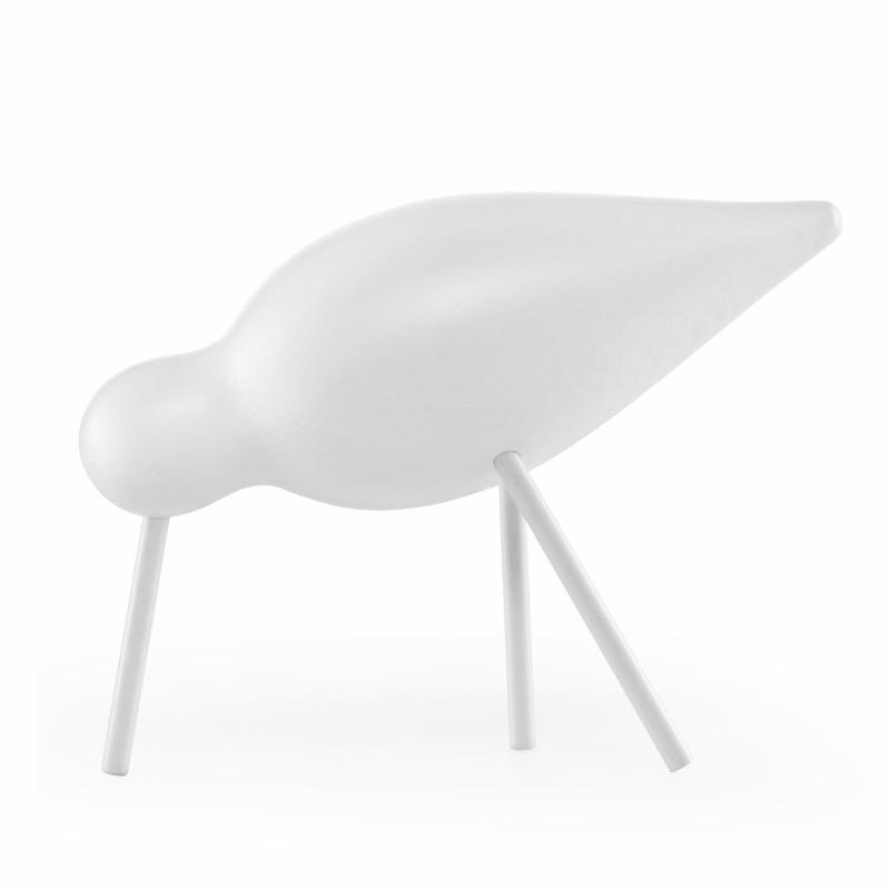 Normann Copenhagen Shorebird Medium Hvid/Hvid-31