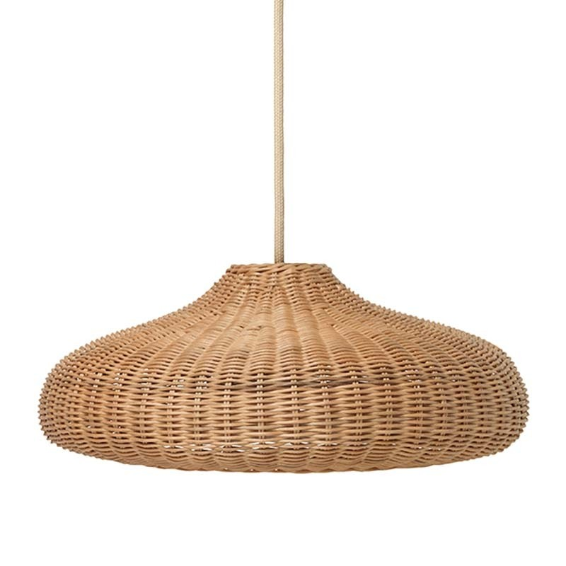 Ferm Living Braided Lampe-31