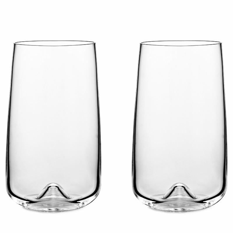 Normann Copenhagen Long Drink Glas 2 stk-31