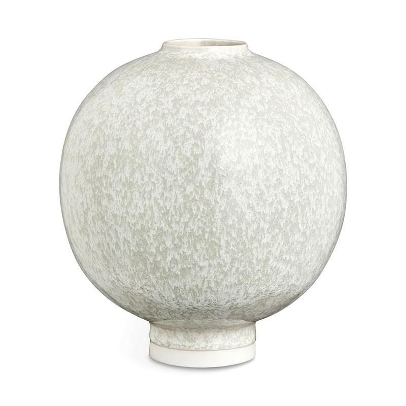 Kähler Unico Vase 17 cm Grøn-31