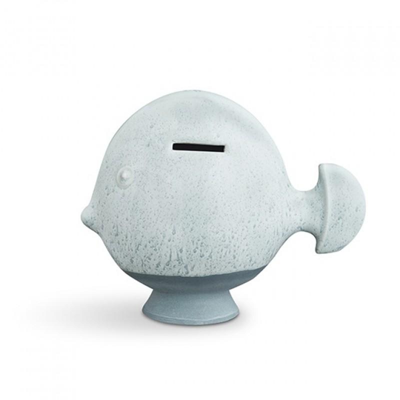 Kähler Sparedyr Fisk Mint-31