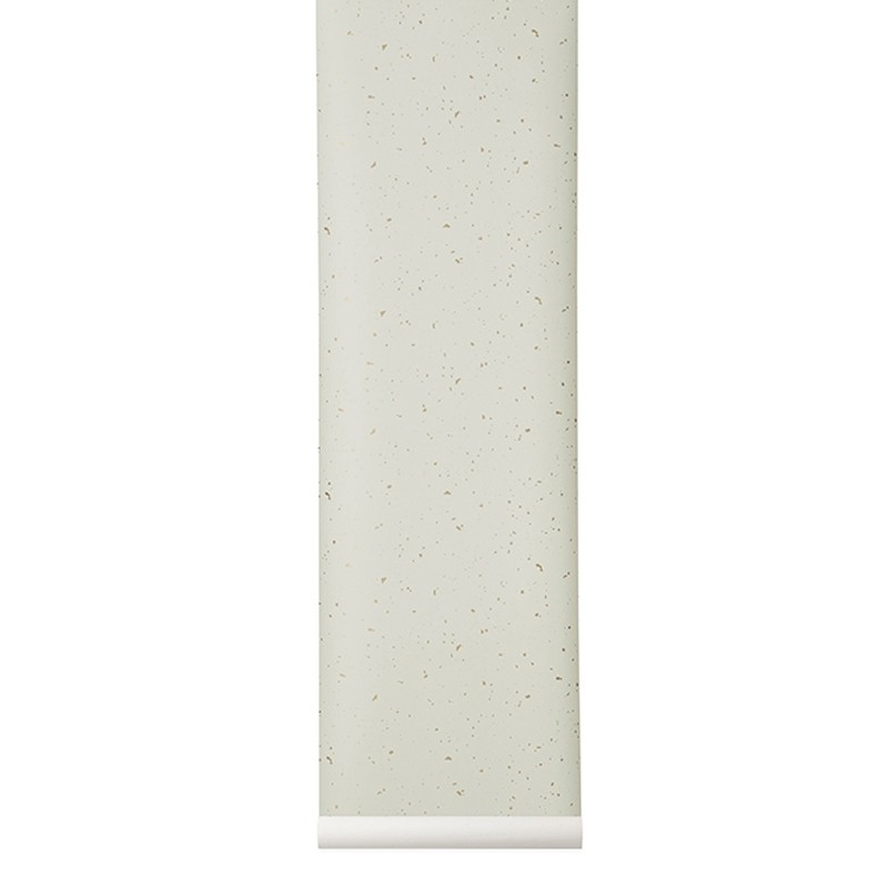 Ferm Living Tapet Confetti Off White-32