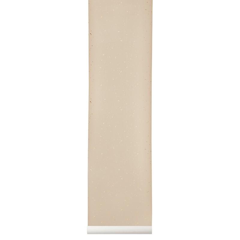 Ferm Living Tapet Confetti Rosa-31