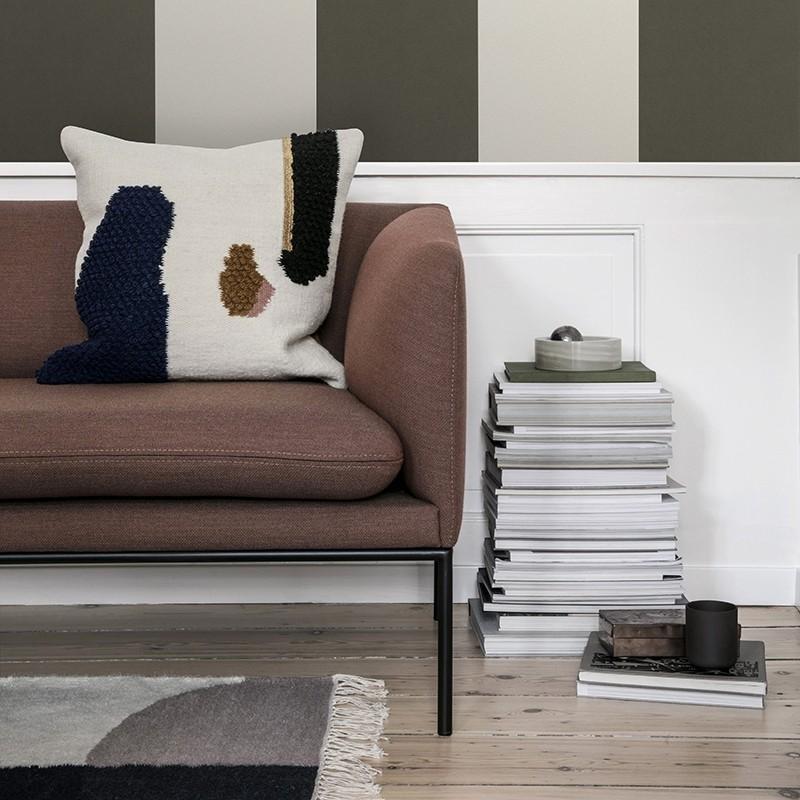 Ferm Living Turn Sofa 2 Personer Fiord By Kvadrat-31