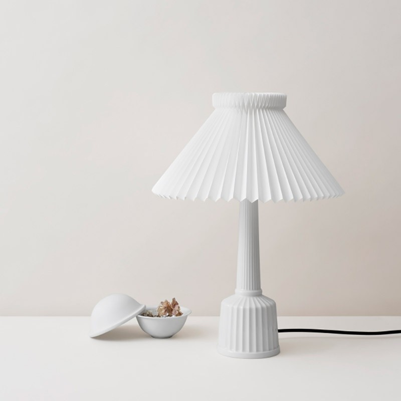 Lyngby Porcelæn Esben Klint Bordlampe Lille-31