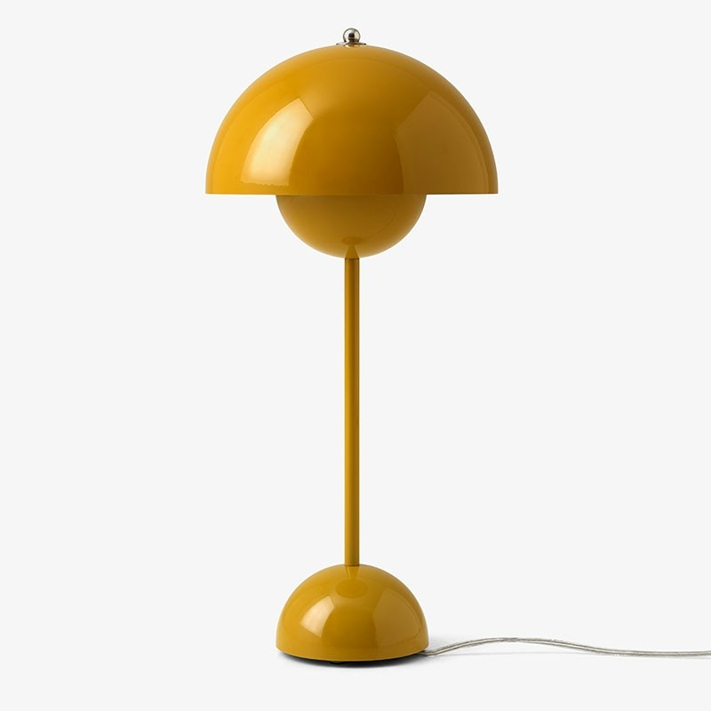 andtradition Flowerpot bordlampe VP3 Mustard-31