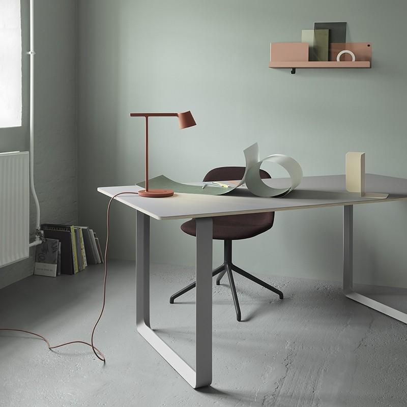 MUUTO Tip Bordlampe Kobber Brun-31