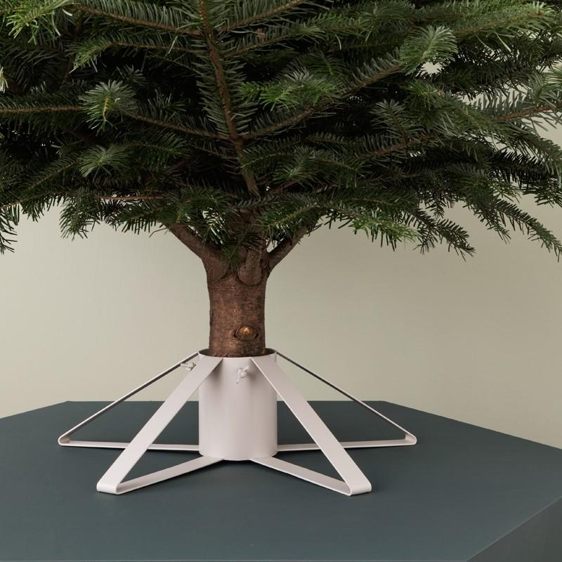 Ferm Living Juletræsfod Messing-31