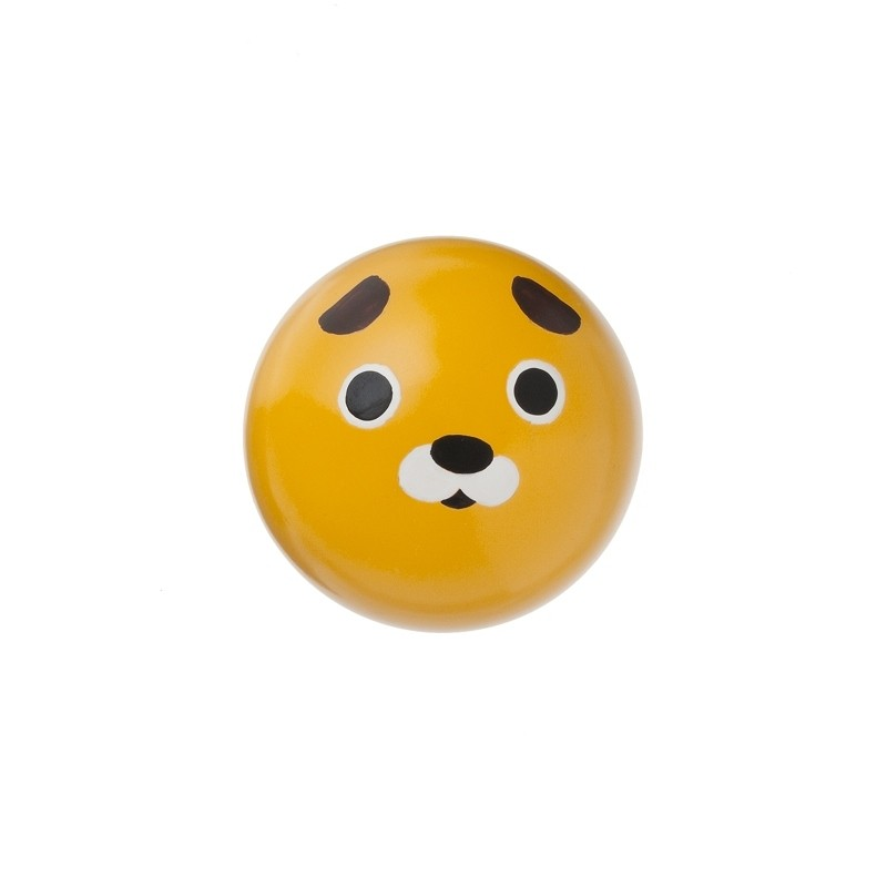 Ferm Living Knag Hund Gul-31