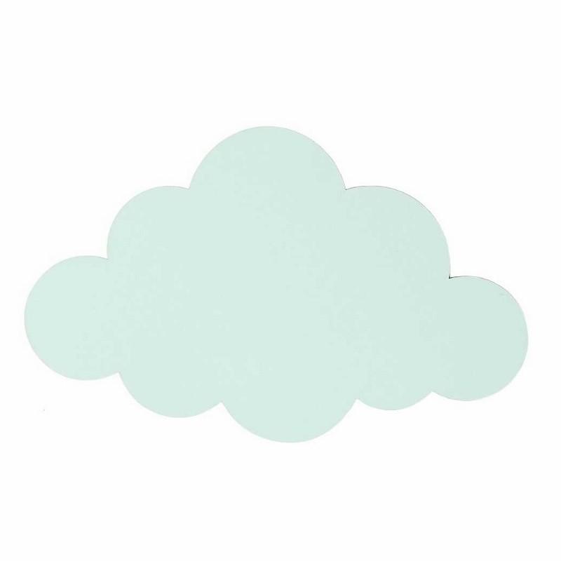 Ferm Living Børne Lampe Cloud Mint-31