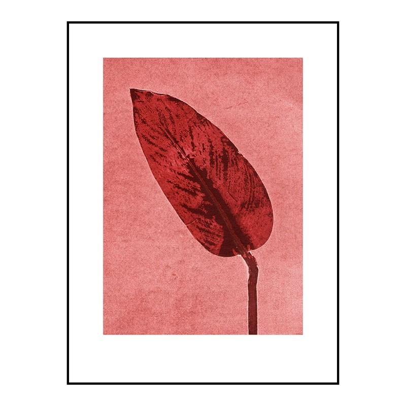 Pernille Folcarelli Calathea Brick Red 30x40 cm-31