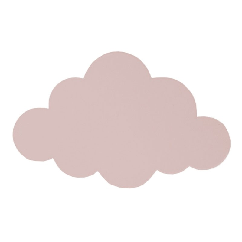 Ferm Living Børne Lampe Cloud Rosa-31