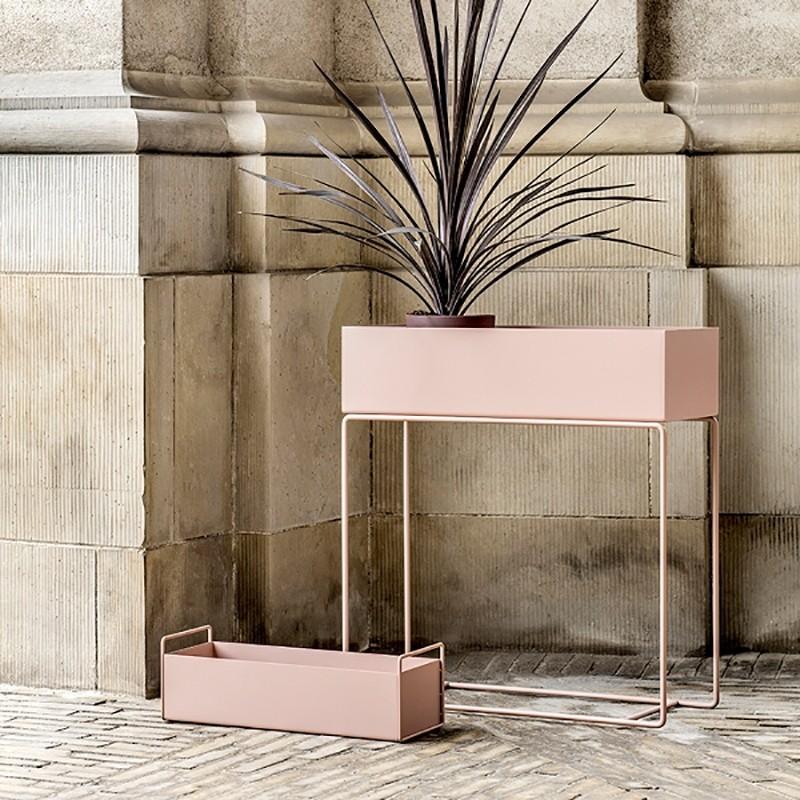 Ferm Living Plant Box Small Rosa-31