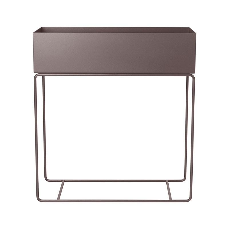 Ferm Living Plant Box Taupe-31
