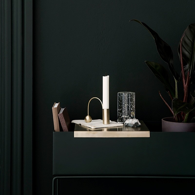 Ferm Living Plant Box Mørkegrøn-31
