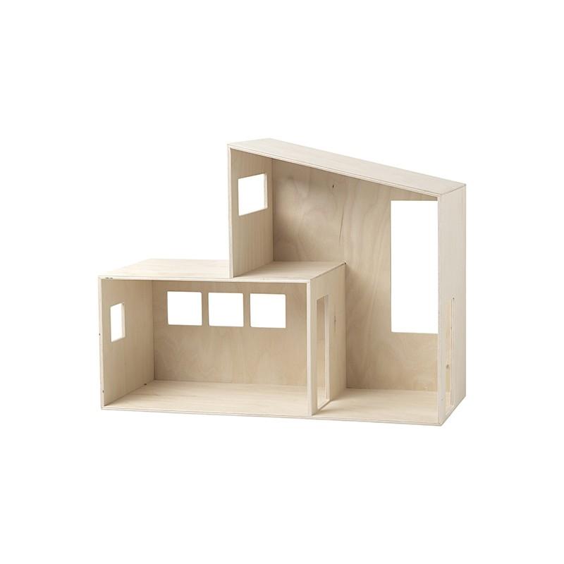 Ferm Living Funkis House Dukkehus Lille-31
