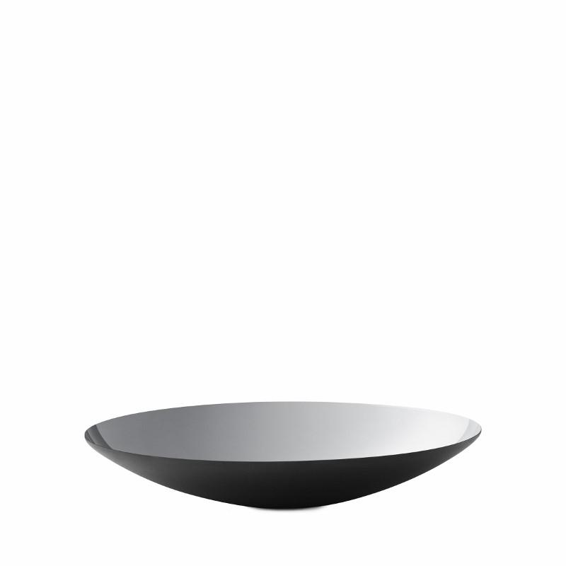 Normann Copenhagen Krenit Fad 16 cm. Sølv-31