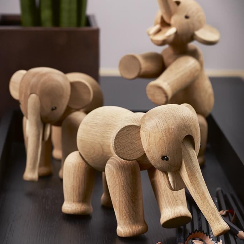 Kay Bojesen Elefant Lille-31