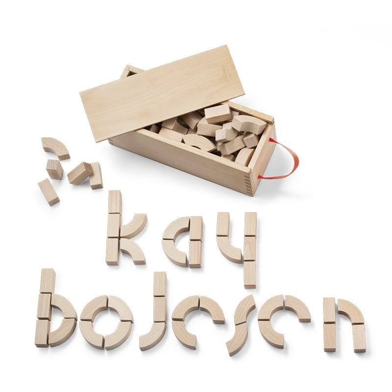 Kay Bojesen Alfabetklodser-31