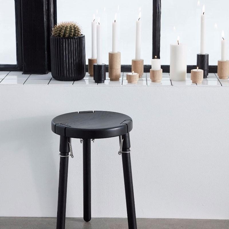Andersen Furniture U1 Taburet Sort-31