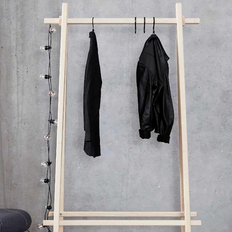 Andersen Furniture Unique Gulv Tøjstativ Ask-31