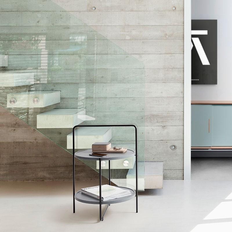 Andersen Furniture Bakkebord Sort/Grå-31