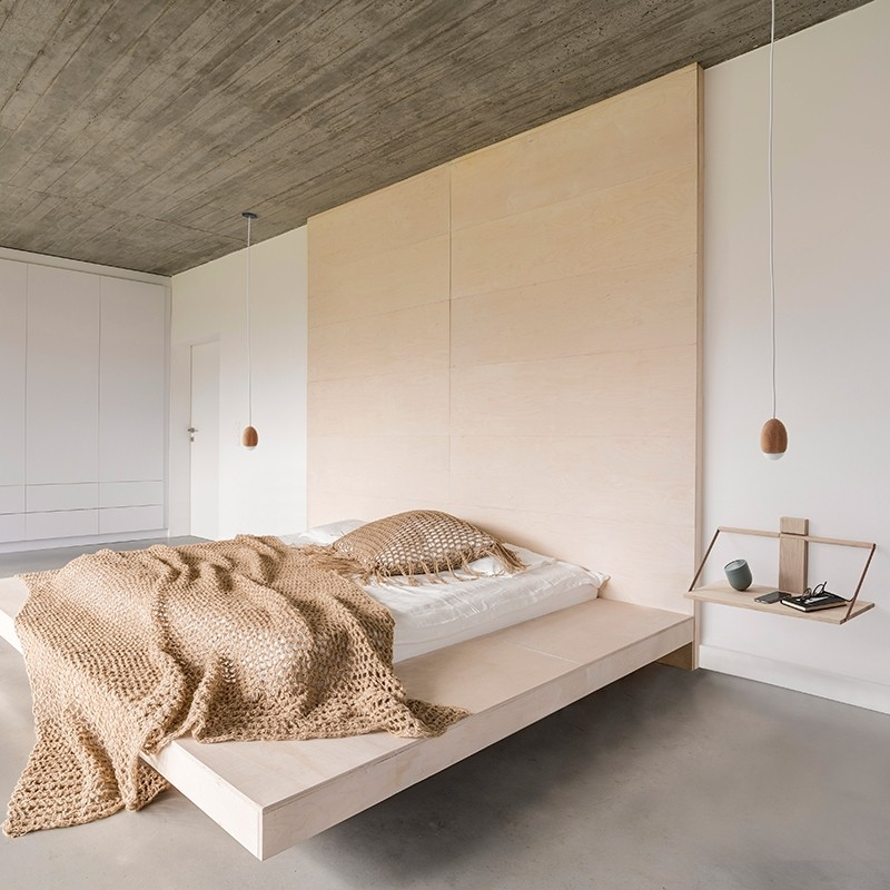 Andersen Furniture Shelf Wood Wall Eg Stor-31