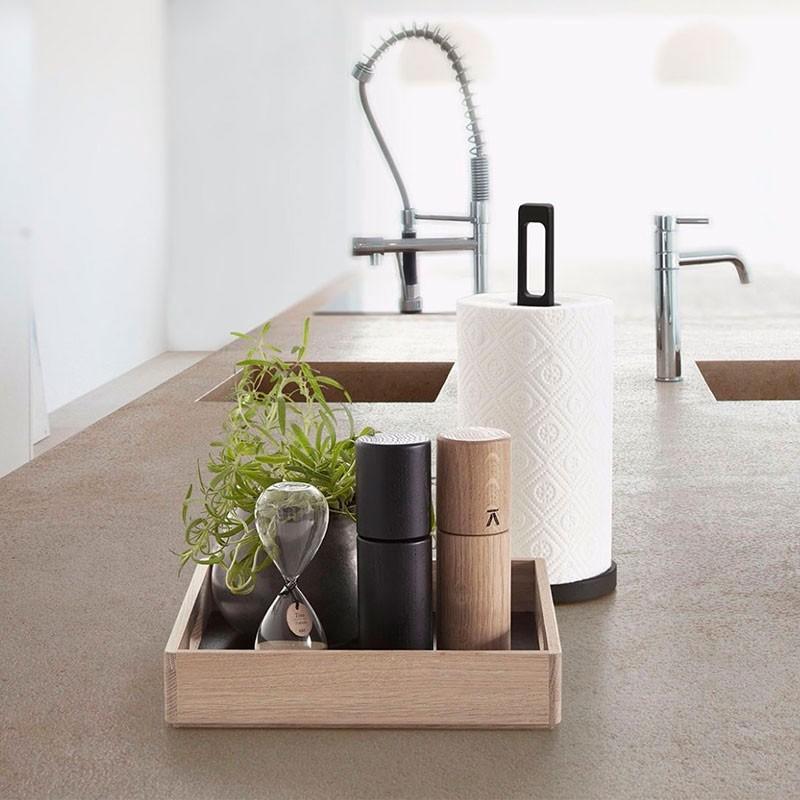 Andersen Furniture Køkkenrulleholder Sort-31