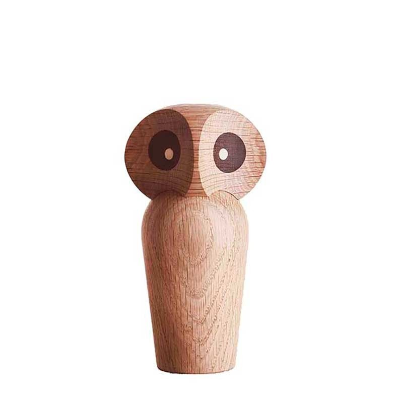 Architectmade Ugle The Owl Small Eg Natur-31