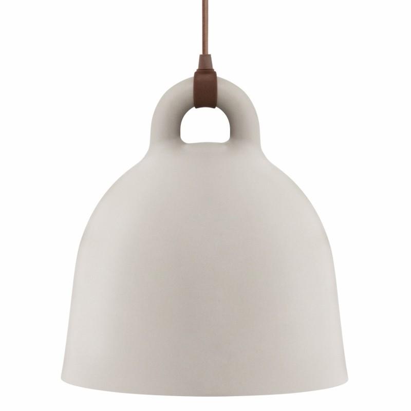 Normann Copenhagen Bell Lampe Medium Sand-31