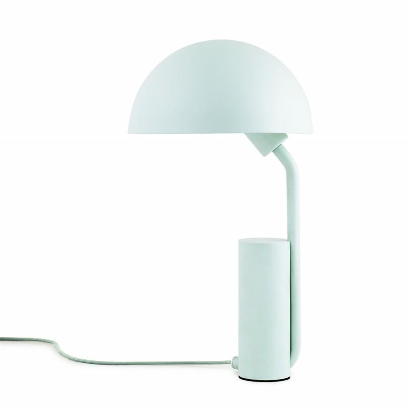 Normann Copenhagen Cap Table Lamp MistyBlue-31