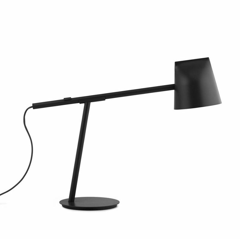 Normann Copenhagen Momento Bordlampe Sort-31