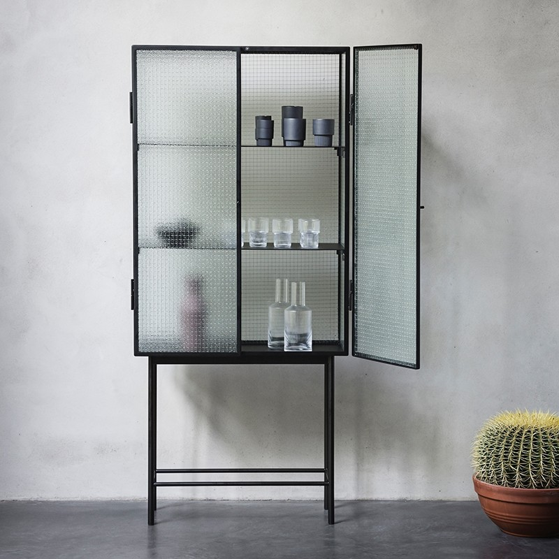 Ferm Living Ripple Glas Klar 4 stk.-31