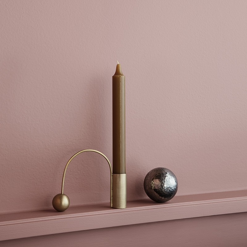 Ferm Living Balance Lysestage Messing-31