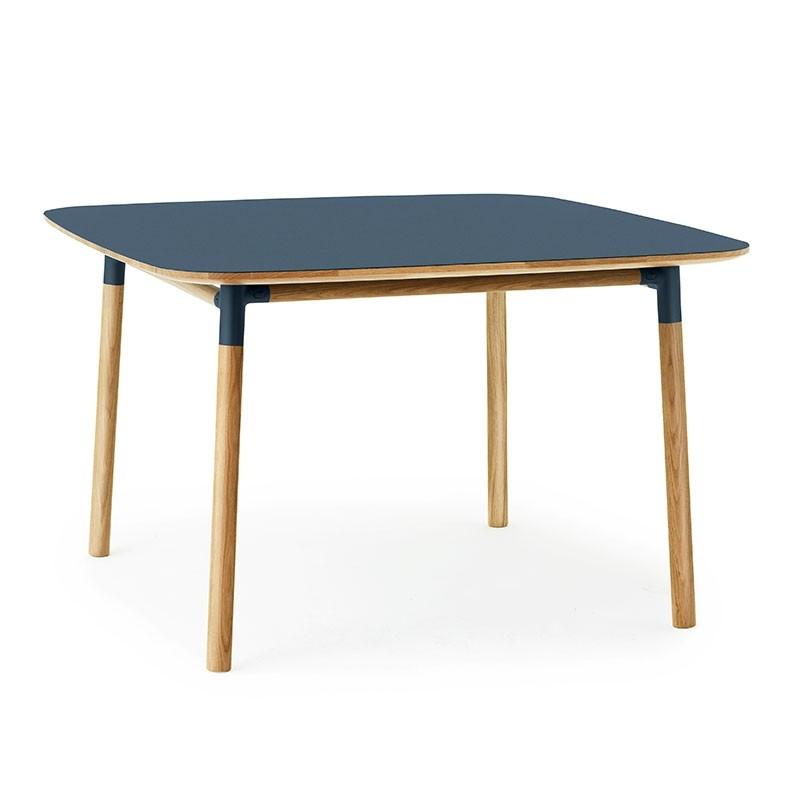 Normann Copenhagen Form Spisebord 120x120cm Blå-31