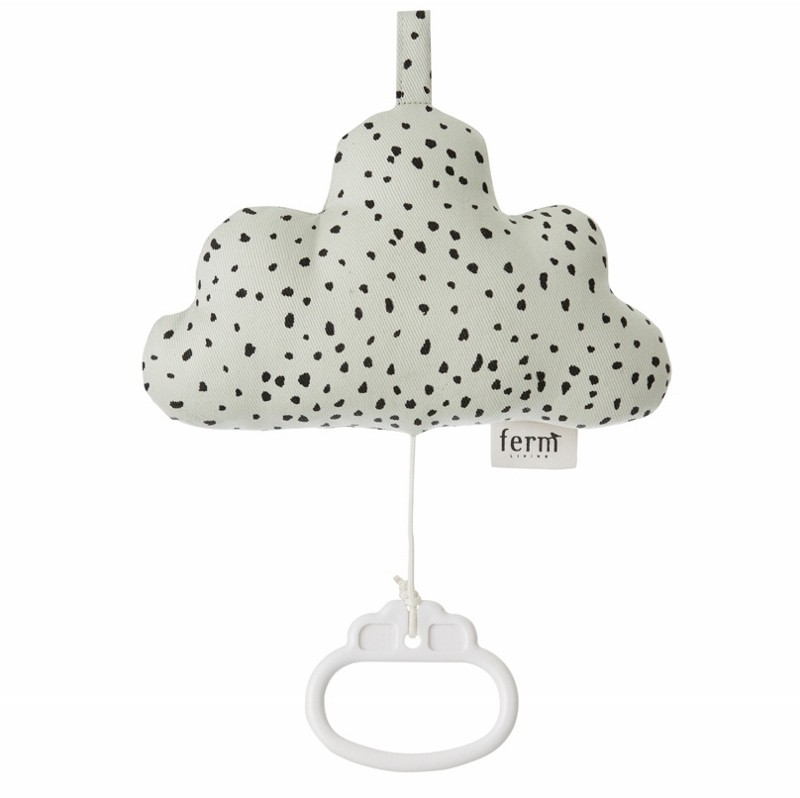 Ferm Living Cloud Musik Mobiler Mint-31
