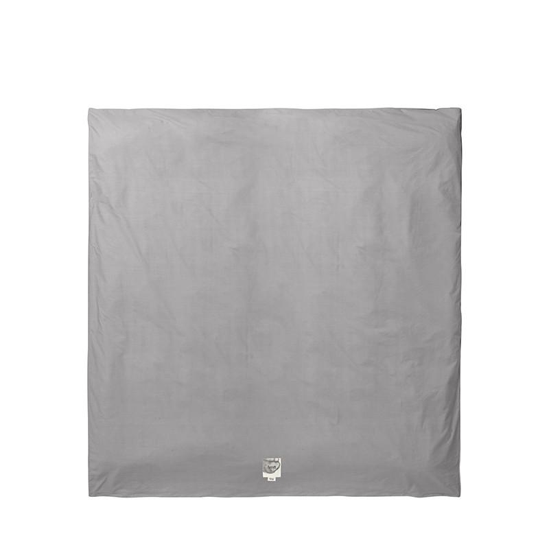 Ferm Living Hush Sengetøj Grå 200x200cm-31