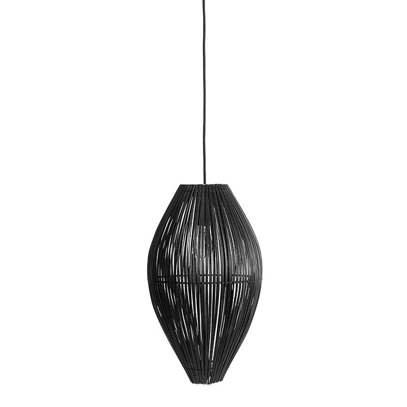 Muubs Fishtrap Lampe Sort Medium-31