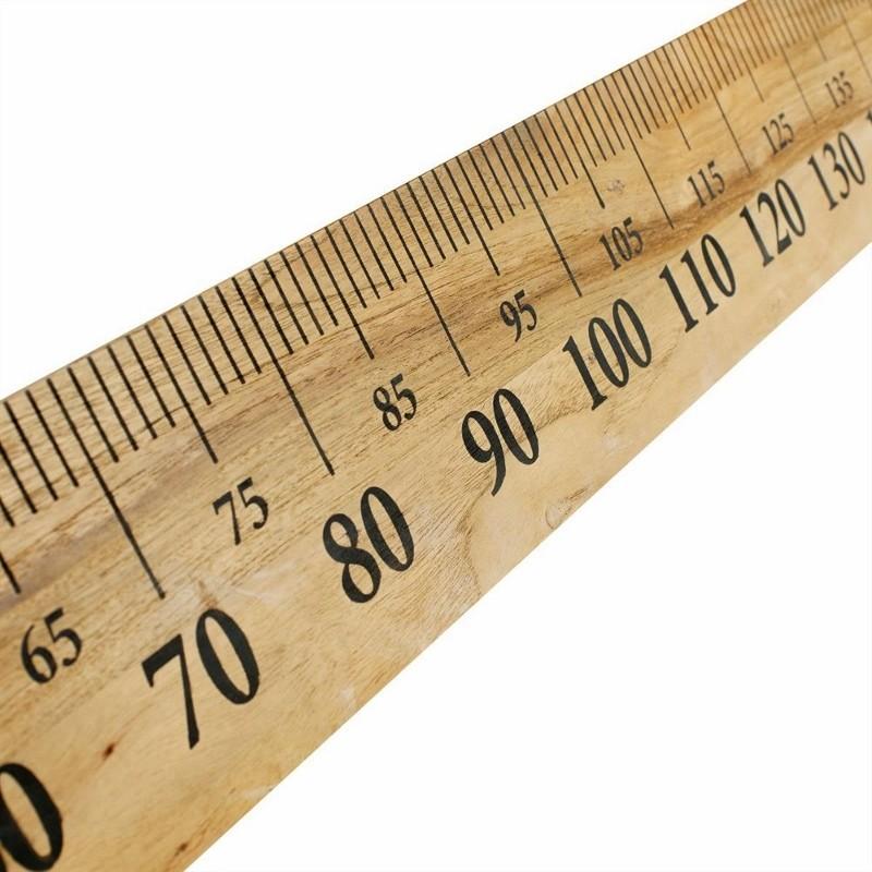 Muubs Big Lineal i Teaktræ 200 cm.-31