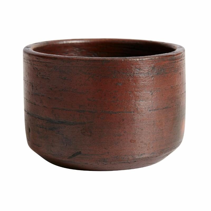 Muubs Terracotta Skål Hazel 7 cm.-31