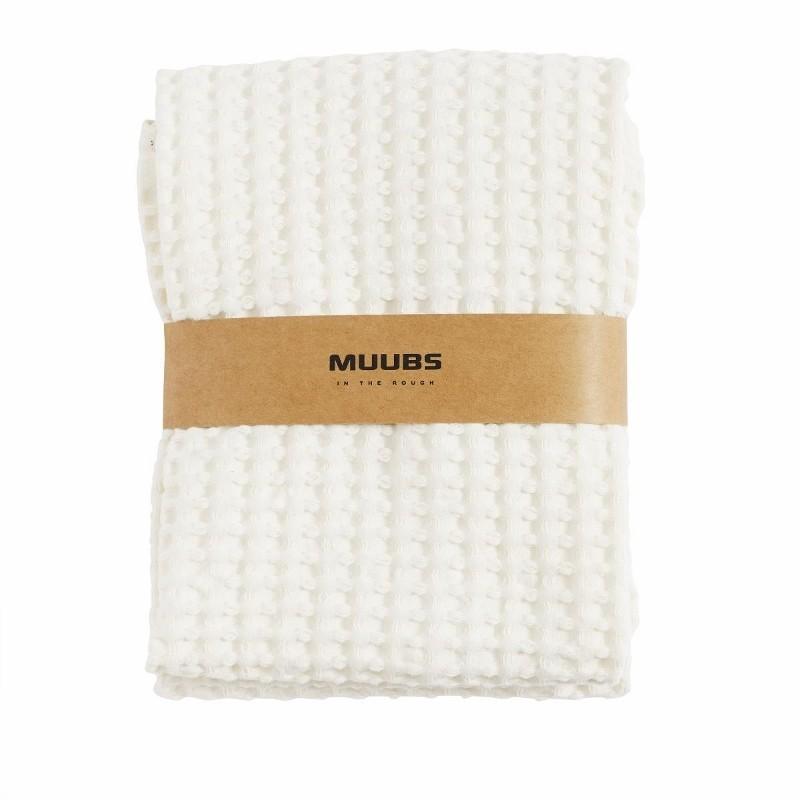 Muubs Håndklæde Comfort Large Hvid-31