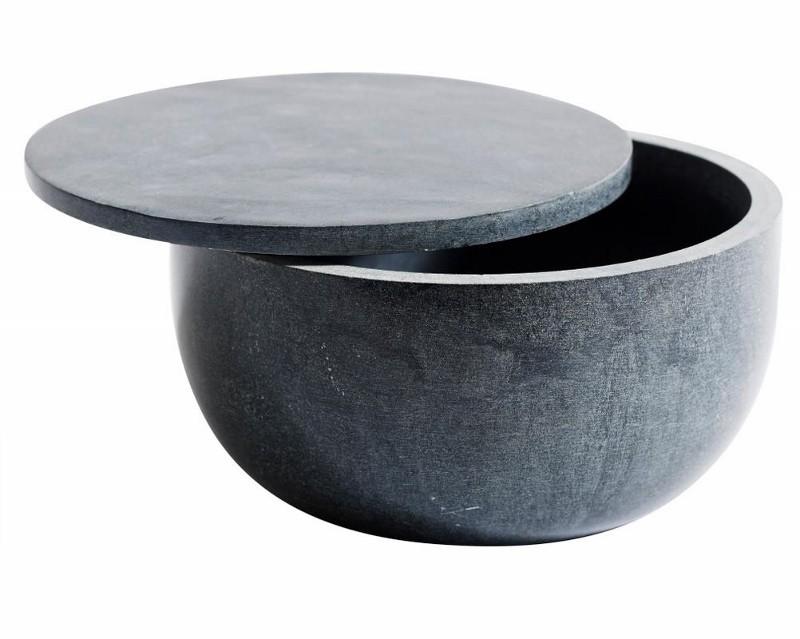 Muubs krukke Soap Large Grå-31